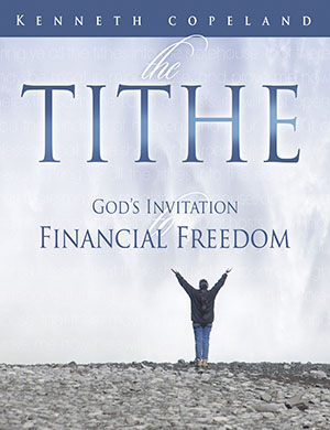 The Tithe:  God's Invitation to Financial Freedom CD Series