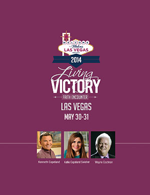 2014 Living Victory Las Vegas Faith Encounter MP3 USB