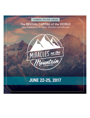 2017 Miracles on the Mountain MP3 DISC