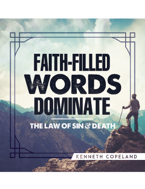 Faith Filled Words Dominate CD Series