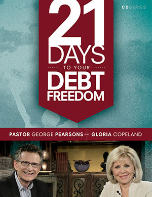 21 Days to Your Debt Freedom CD Series