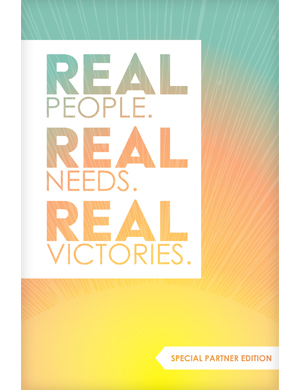 Real People. Real Needs. Real Victories ePub