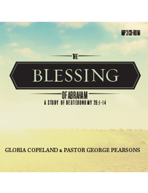 The Blessing of Abraham MP3DISC