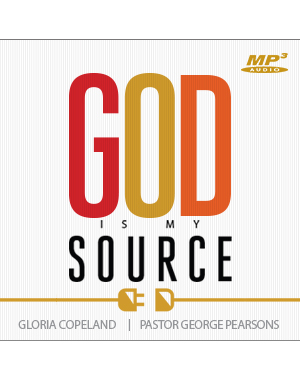God Is My Source Series MP3 DISC