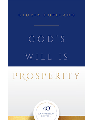God's Will Is Prosperity ePub