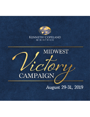 2019 Midwest Victory Campaign CD Set