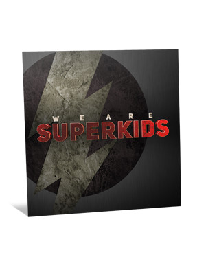 We are Superkids MUSICCD
