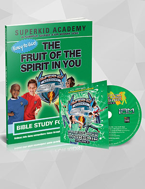 SKA Home Bible Study - Fruit of the Spirit