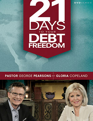 21 Days to Your Debt Freedom DVD Series