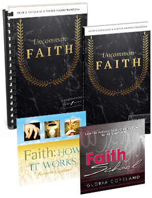 Uncommon Faith DVD Package