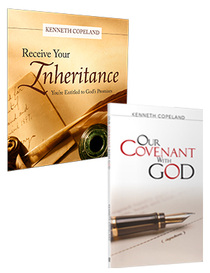 Receive Your Inheritance MP3 Package