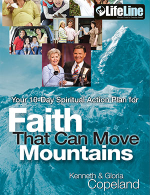 Faith That Can Move Mountains LifeLine Kit