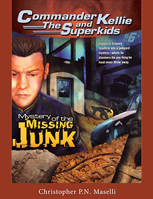 SKA Novel #6 Mystery of the Missing Junk